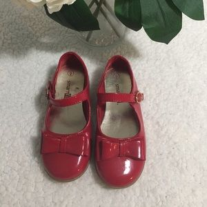 Smart Fit Red Dress Shoes size9